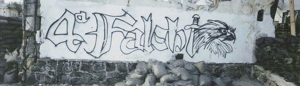 """4 Cp. """"Falchi"""" Brigata Paracadutisti """"Folgore"""" di Livorno"""