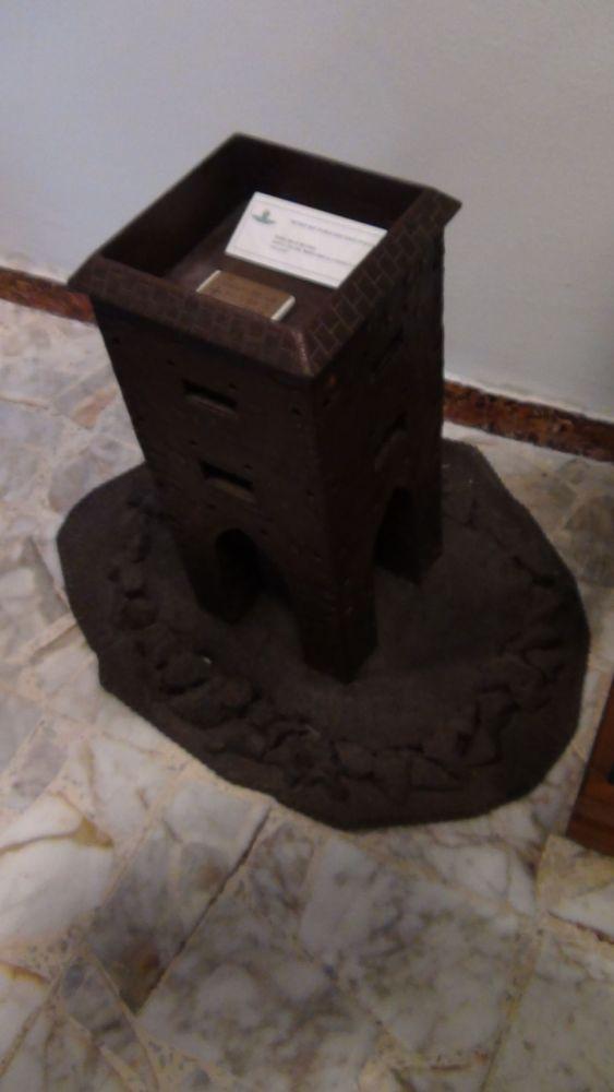 Pisa: Frame da il Museo della Folgore,  accanto all'ingresso del CAPAR (Smipar) (6/6)