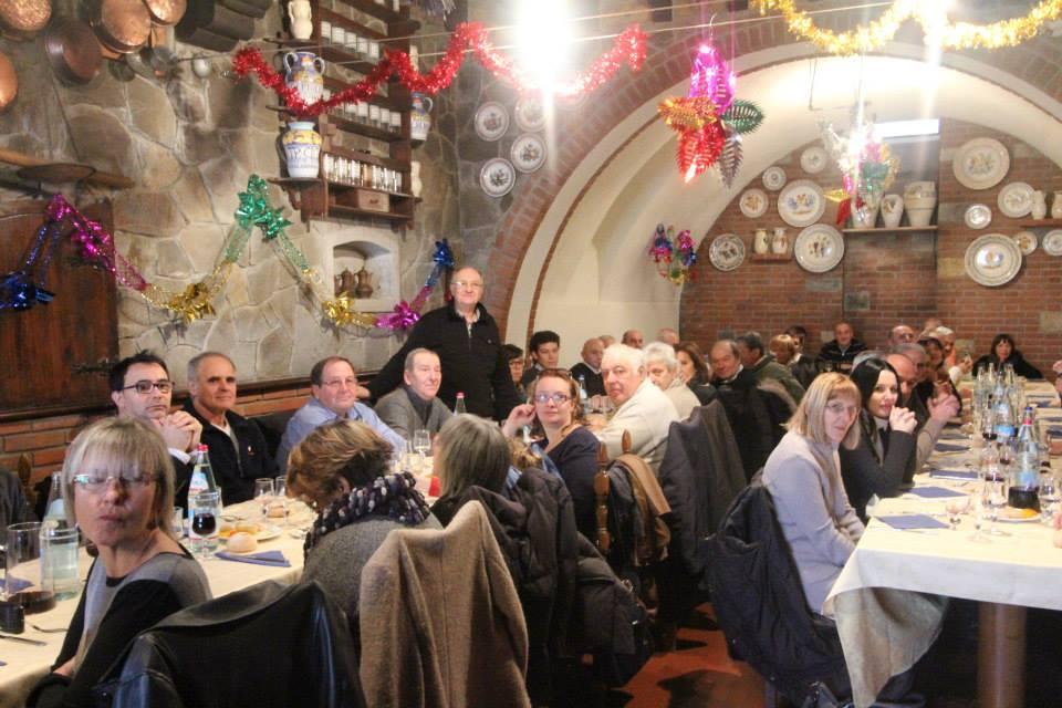 Falchi Pranzo a Castel dell'Arquato 15.12.2013B